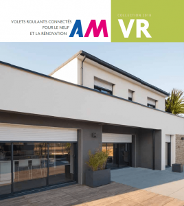 Catalogue de volets roulants sur mesure Atlantem